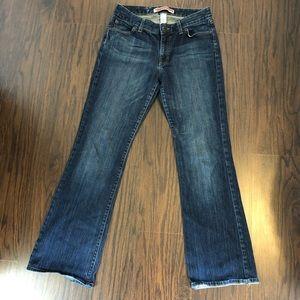 Gap jeans curvy flare women's size 10 regular